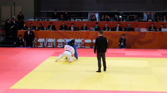 Aksi Ni Kadek Ani Pandini di SEA Games 2019