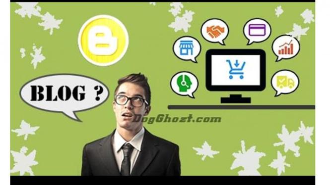 DogGhozt.com - Apa Itu Blogger