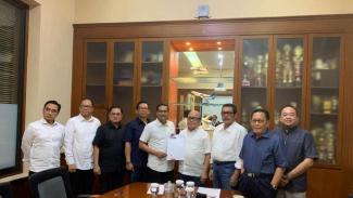 Dewan Komisaris Tunjuk Fuad Rizal Jadi Plt Dirut Garuda Indonesia