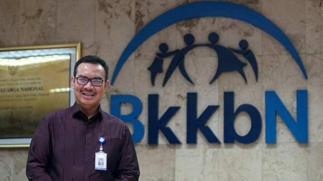 Kepala BKKBN (Badan Kependudukan dan Keluarga Berencana Nasional) Hasto Wardoyo