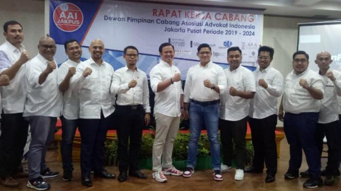 AAI Jakarta Pusat siap beri bantuan hukum gratis