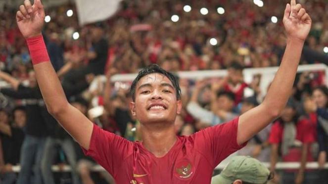 Pemain Timnas Indonesia U-19, Brylian Aldama