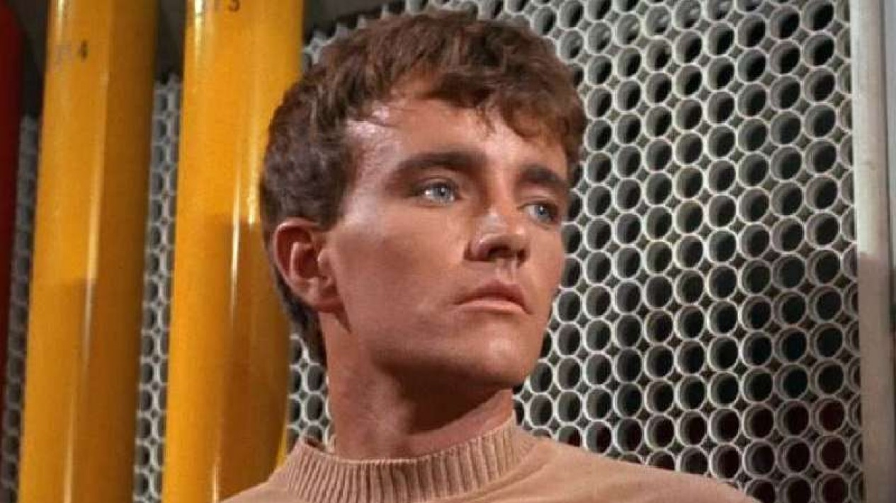 Aktor pemeran Film Star Trek, Robert Walker Jr.