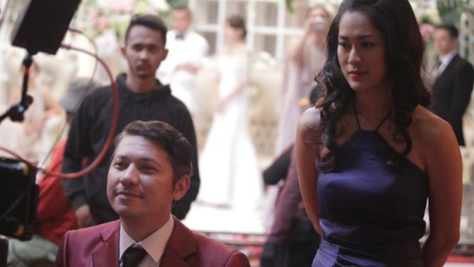 Gading Marten dan Prisia Nasution.