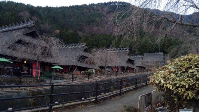 Desa Iyashi No Sato Nenba di Jepang.