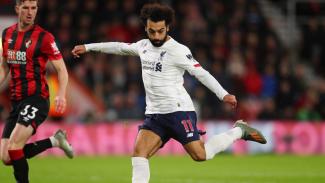 Bintang Liverpool, Mohamed Salah.