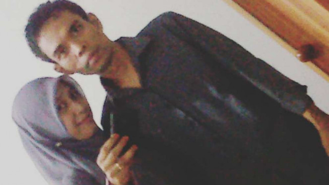 Ustaz Abdul Somad dan Eks Istri Mellya Juniarti.