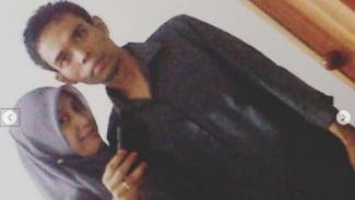 Mellya Juniarti dan Ustaz Abdul Somad