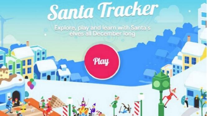 Game Santa Tracker