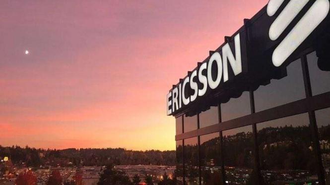 Salah satu gedung perusahaan Ericsson
