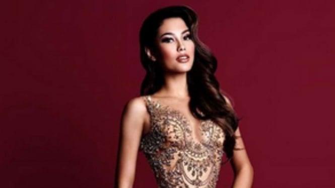 Puteri Indonesia 2019, Frederika Alexis Cull