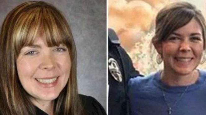 Hakim Dawn Gentry ditangkap atas kejahatan seks