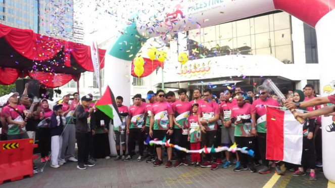 Run for Palestine