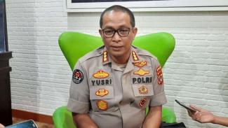 Kabid Humas Polda Metro Jaya, Kombes Pol Yusri Yunus