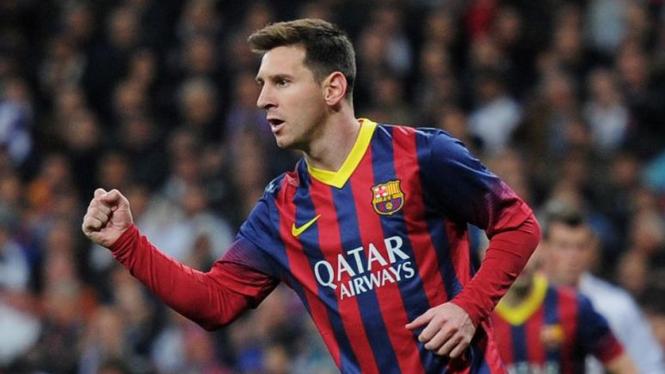 Lionel Messi (Foto: Skysport.com)