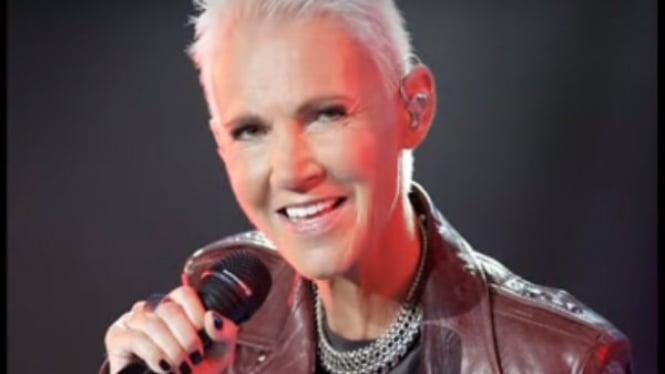 Vokalis Roxette, Marie Fredriksson