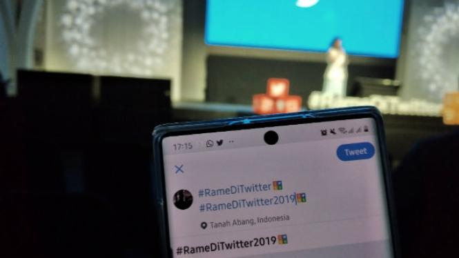 Tagar twitter 2019