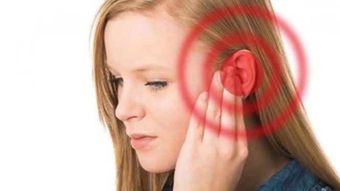 Ilustrasi Gangguan Pendengaran