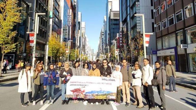 Smartfren International Roaming-Japan Experience