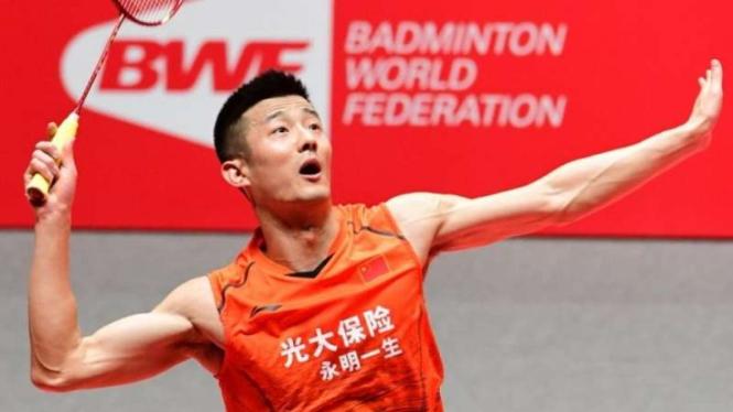 Tungggal putra China, Chen Long.