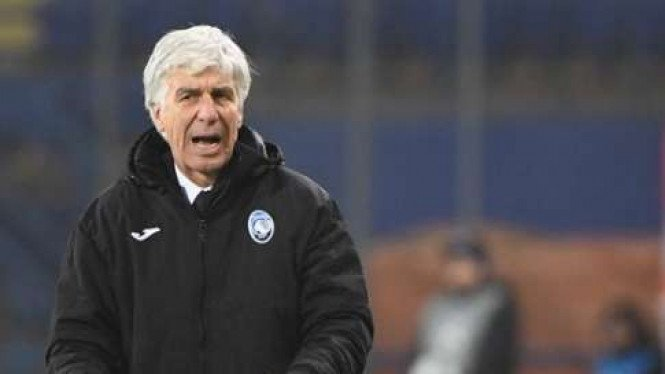 Pelatih Atalanta, Gian Piero Gasperini