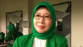 Wakil Ketua Umum Partai Persatuan Pembangunan (PPP), Reni Marlinawati.