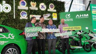 Peluncuran Roadmap Ekosistem Kendaraan Listrik