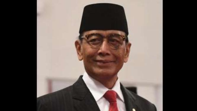 Ketua Dewan Pertimbangan Presiden (Wantimpres) Wiranto