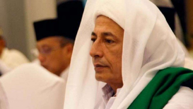 Mengenal Wantimpres Keturunan Nabi Muhammad Habib Luthfi Bin Yahya