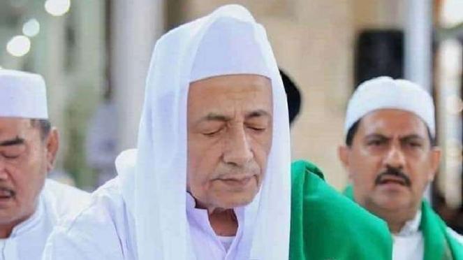 Habib Luthfi bin Yahya.