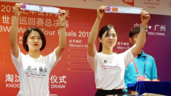 Undian semifinal BWF