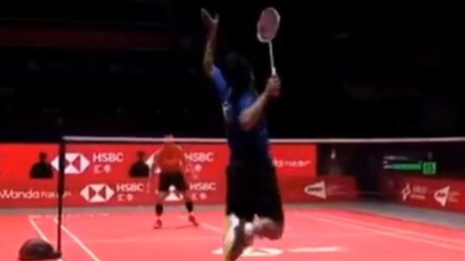 Hajar Chen Long, Anthony Ginting Lolos Final BWF World Tour Finals