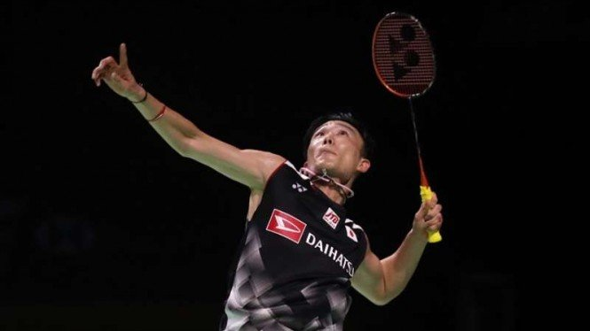 Momota Bentrok Vs Anthony Ginting di Final BWF World Tour Finals 2019