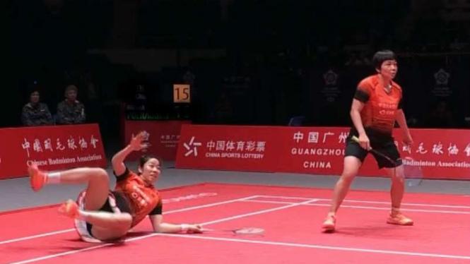 Hajar Putri Korea, Ranking 1 Dunia Lolos Final BWF World Tour Finals