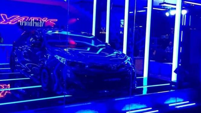Toyota Yaris Ikut 'Party' Bareng di DWP 2019