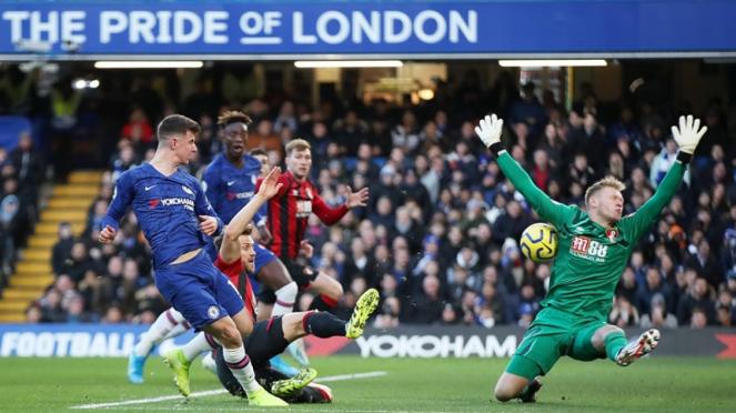 Pertandingan Chelsea vs Bournemouth