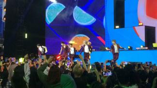 Boyband asal Korea Selatan NCT Dream