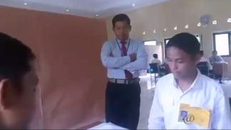 Video calon TNI diwawancarai soal PKI