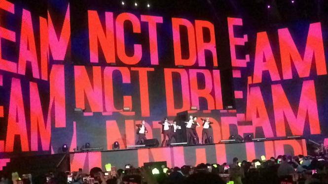 Boyband NCT Dream di HUT Transmedia