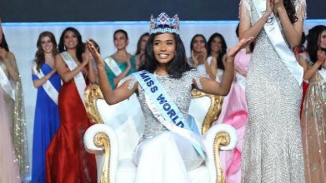 miss world 2019, Miss Jamaika Toni Ann Singh.
