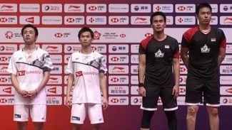 BWF World Tour Finals 2019.