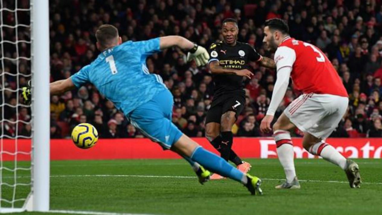 Laga Premier League, Arsenal kontra Manchester City