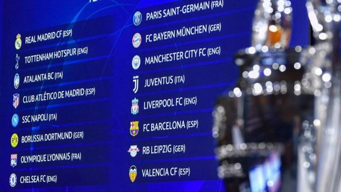 Liga Champions ditunda hingga Juli dan Agustus
