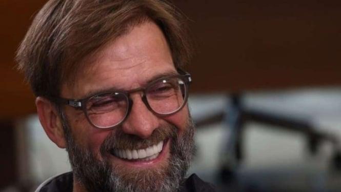 Manajer Liverpool, Juergen Klopp.