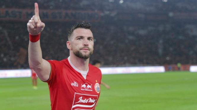 Striker Persija, Marko Simic