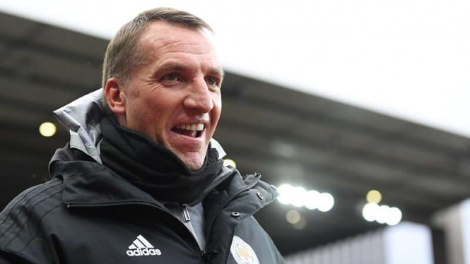 Manajer Leicester City, Brendan Rodgers