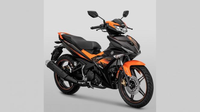 Yamaha MX-King 150 punya pilihan warna baru