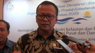 Menteri Kelautan dan Perikanan (KKP) Edhy Prabowo