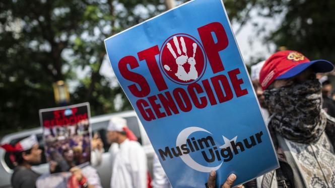 Aksi Kemanusian untuk Muslim Uighur, Uyghur