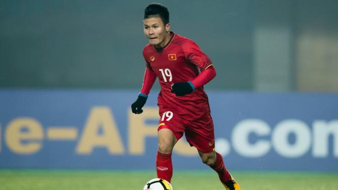 Bintang timnas Vietnam, Nguyen Quang Hai